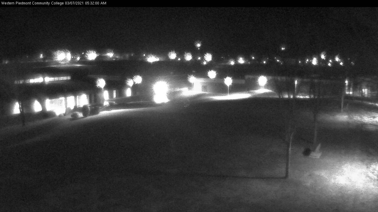 Webcam view of the WPCC Campus