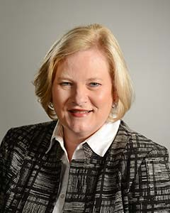 Photo of Rhia Crawford, Vice-President of Academic Affairs