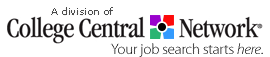 College Central Network Job Search Logo