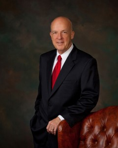 Photo of Dr. Michael Helmick, President of WPCC