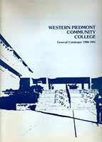 College Catalog Cover