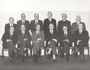 First WPCC Board of Trustees