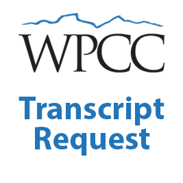 WPCC Students Transcript Request