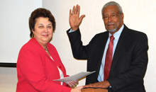 College Trustee Board Inducts Bruce A. Hawkins