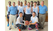 WPCC Basketball Team Rolls On Into Playoffs!