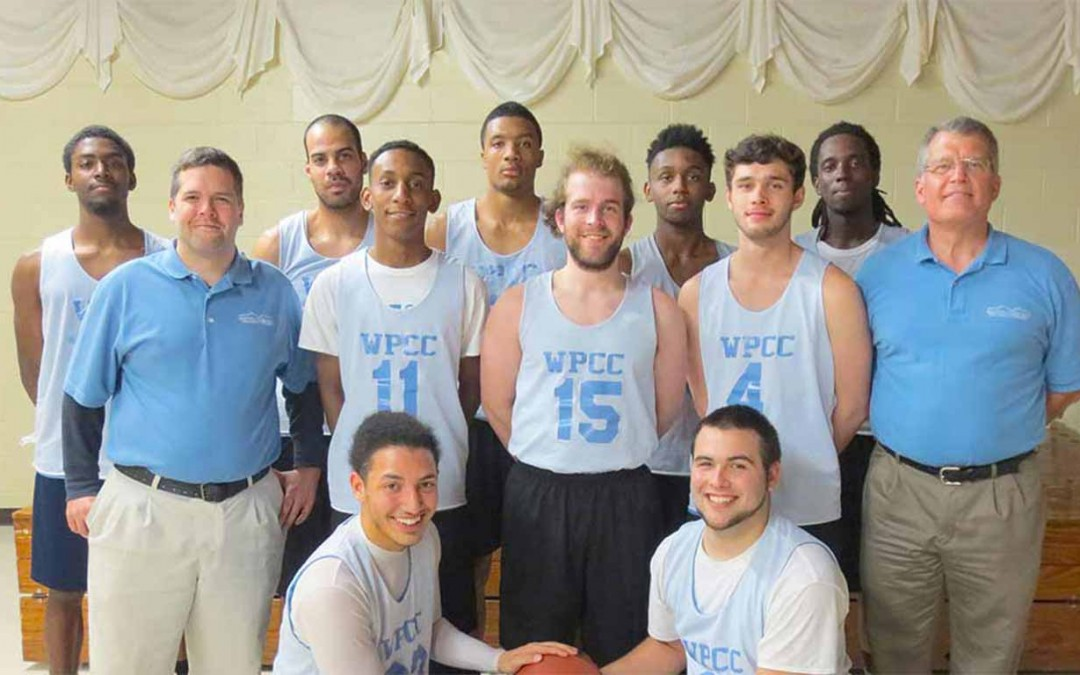 WPCC Faculty/Staff vs Students Basketball Fundraiser Thursday, March 24