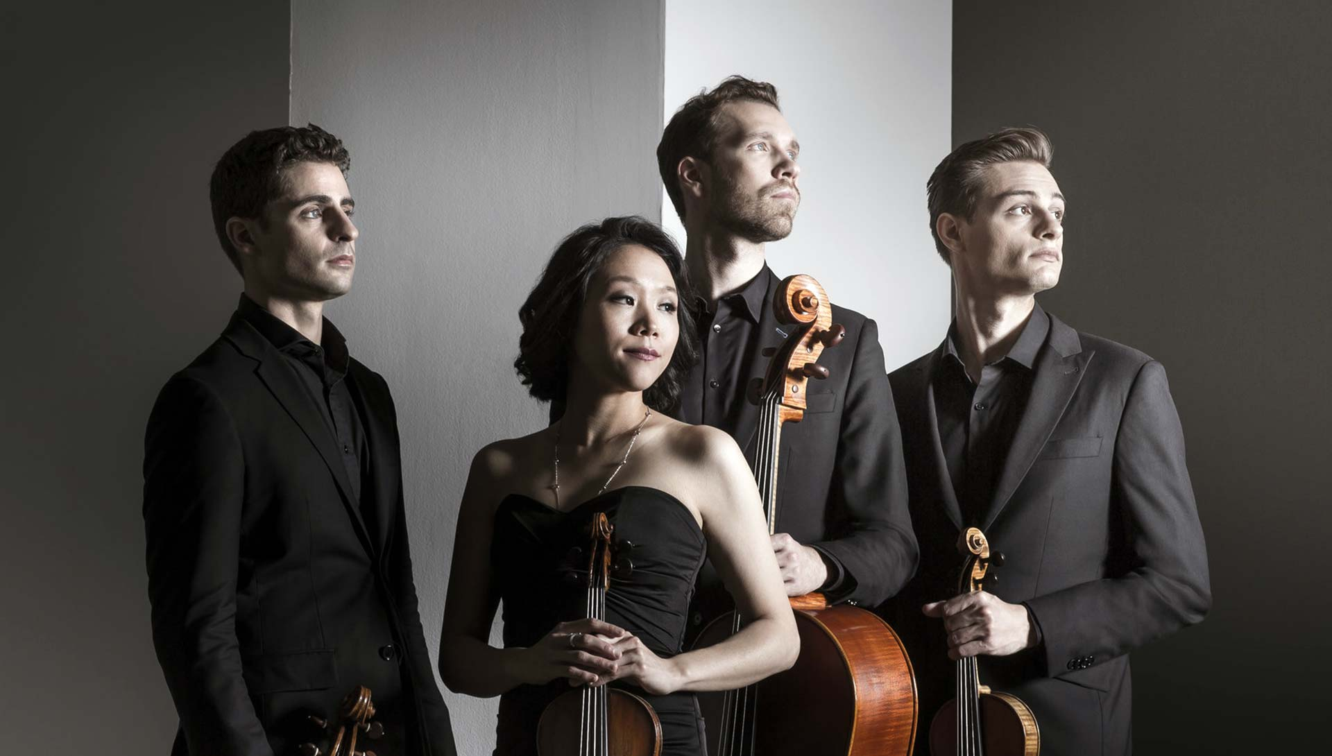 Tesla Quartet to Perform at WPCC November 6, 2018