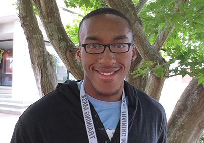 Student Finds His Way to UNC Through WPCC