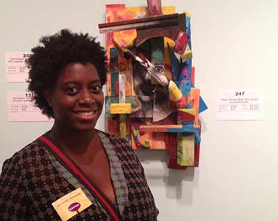 WPCC Hosts Art Exhibit Created by New Dimensions Students