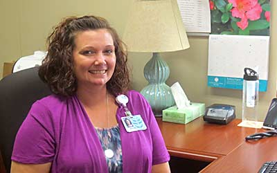 WPCC Helps Medical Assistant Advance In Career