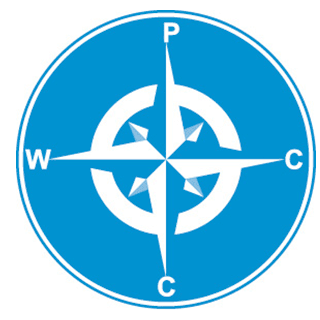 WPCC Compass Graphic