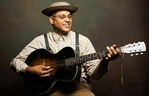 Grammy Award Winning Artist Dom Flemons at WPCC March 23