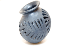 Clip art of a piece of pottery