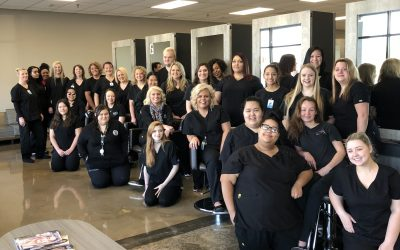 Cosmetology Program to Help Students Get Ready for the Prom