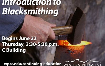 Introduction to Blacksmithing