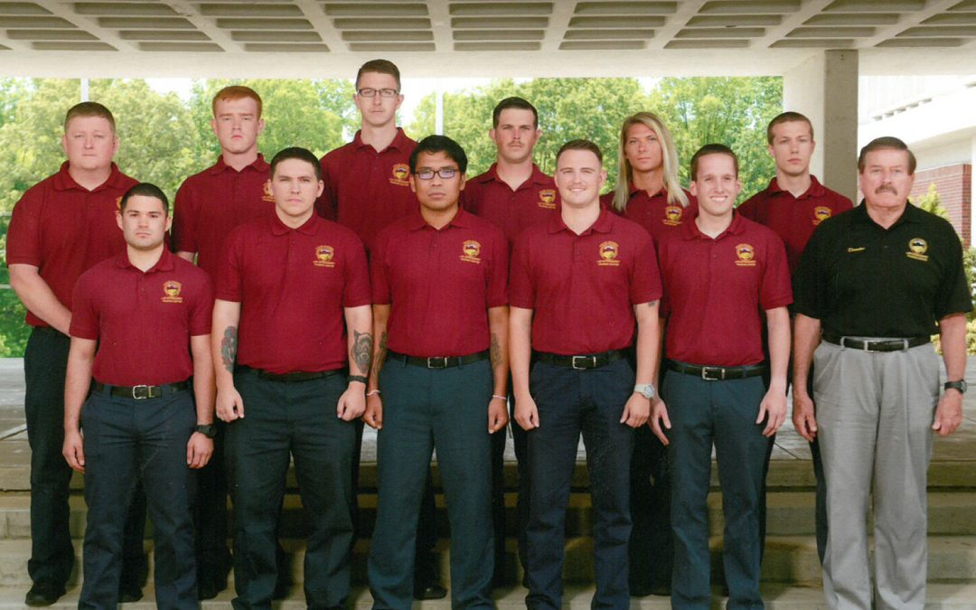 WPCC Police Academy Cadets Graduate