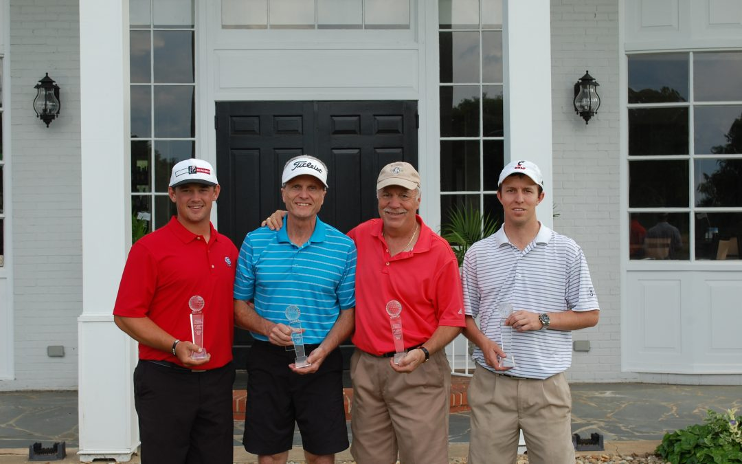 Western Piedmont Foundation's 34th Annual Golf Classic Held