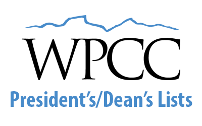 Western Piedmont Community College President's and Dean's Lists Logos