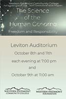 2018 Program - The Science of the Human Genome - Freedom and Responsibility