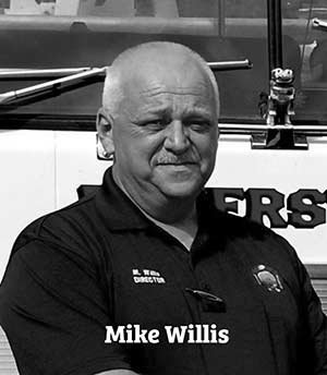 Photo of Mike Willis