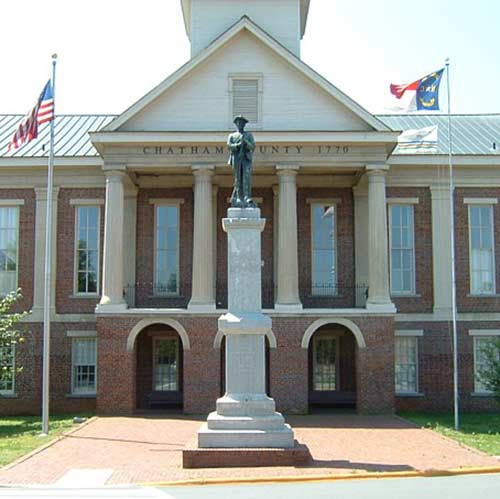 Chatham-County-Courthouse