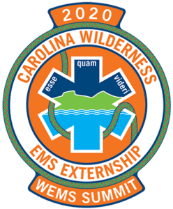 Carolina WIlderness EMS SUmmit Logo