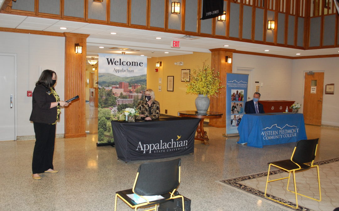 WPCC partners with App State co-admission program